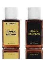 Tonka Brown: Magic Happens-عطر كوريس تونكا براون ماجيك هابنيس