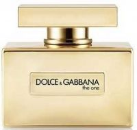 The One Gold Limited Edition Dolce&Gabbana-عطر ذا وان جولد ليمتد اديشن دولشي أند غابانا