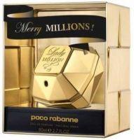 Paco Rabanne Lady Million Merry Millions Fragrance-عطر باكو رابان  ليدي مليون ميري مليونز
