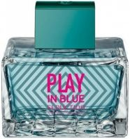 Play In Blue Seduction For Women-عطر أنطونيو بانديراس بلاي إن بلو سيدكشين فور وومن